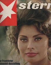 Stern 39 1961 Lilo Pulver.Graf Trips.Elvis Presley.Daffodil.Josephine Baker.Dali