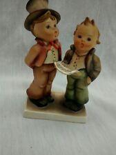 Nice vintage Hummel Goebel Tmk-3 duet figurine 5 inches tall