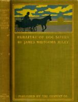 James Whitcomb Riley / Rubaiyat of Doc Sifers First Edition 1897 Literature