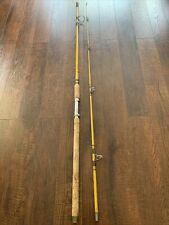 Vintage Wright & McGill Fishing Spinning Rod, 10 Ft. Surf Spinning Rod