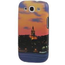 Estuche duro para Samsung i9300 Galaxy s3 puesta de sol Estuche Funda Estuche móvil
