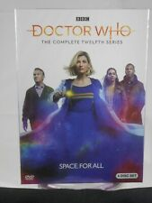 Doctor Who: Season 12 (Dvd, 2020, 4-Disc Set), New, First Class Shipping!