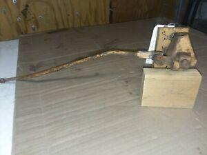 CASE 580 Super E Loader Backhoe Wobble Stick Control Lever Part # D38303 Right