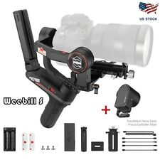 Zhiyun Weebill S Zoom/Focus Pro Kit 3-Axis Gimbal Stabilizer for DSLR Mirrorless
