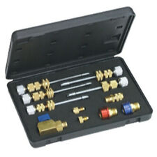 Mastercool 58490 Universal A/C Valve Core Remover & Installer Kit R-12 / R-134a