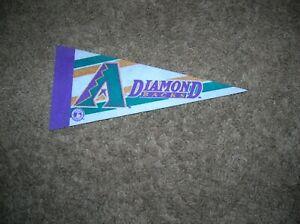 Arizona Diamondbacks 1990's mini pennant