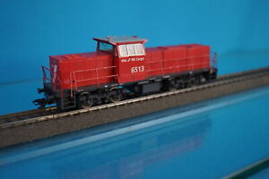 Marklin 37641 NS CARGO Diesel Locomotive Br 6400 RED DIGITAL