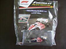 Formula 1 The Car Collection Part 86 Toleman TG184 Ayrton Senna 1984