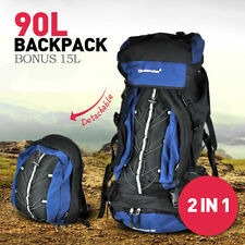 Polyester Unbranded Hiking Backpacks & Bags