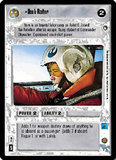 Dack Ralter [Near Mint/Mint] HOTH LIMITED BB star wars ccg swccg
