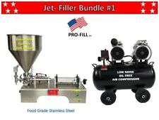 Filling Machine Jet-100 A/E Bundle #1