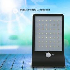 42 LED 8 10LM Sensor Light Solar Power Street Light Garden Security Lamp Outdoor
