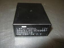 BMW 7er E38 Leuchtweitensteuergerät Steuergerät Leuchtweite Xenon  61358360007