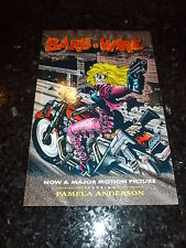 BARB WIRE Comic - Date 03/1996 - Titan Comic Book