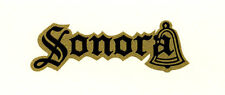 Sonora CATALIN Radio Decal, Also for Bakelite and Wood Sets