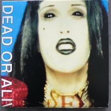 "DEAD OR ALIVE - Japanese 3"" CD Maxi Release - Sexdrive + Rebel Rebele"