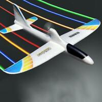 Super Capacitor Electric Hand Throwing Glider Foam RC Plane Educational Model