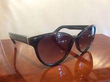 Marc Jacobs MJ 465/S BVSDX Grey Black Havana Sunglasses Shaded 57mm No box