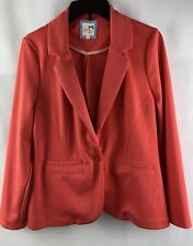 New, TOMMY HILFIGER GIRL YOUTH SOFT JACKET BLAZER BUTTON...