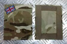 Genuine British Military MTP Blanking Patches Panel Union Jack for UBACS/PCS