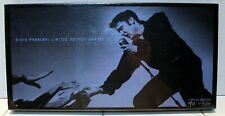 Rare Elvis Presley Limited Edition Shaped CD - #911 of 10,000 - Eclipse BMG