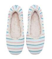 Joules Dreamwell Slippers (Cream Multi)