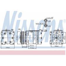 NISSENS Kompressor Citroen Berlingo Saxo Peugeot 106 306 Partner compressor