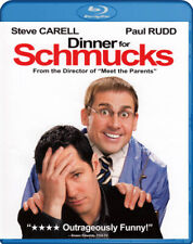 Dinner for Schmucks (Paramount) (Blu-ray) (Can New Blu