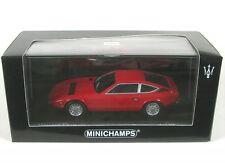 Maserati Khamsin 1977 Red Minichamps 1 43 437123224