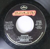 Rock 45 Animotion - Obsession / Turn Around On Polygram Records