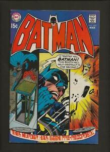 Batman 220 VF 8.0 High Definition Scans
