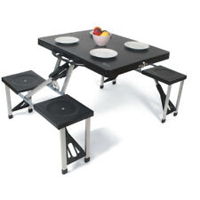 Kampa Caravan & Camping Happy Folding Picnic Table And Chair Set