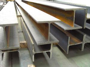 Stahlträger HEA S235 roh - Doppel-T Pfosten Eisen Metall Stütze Pfeiler Träger