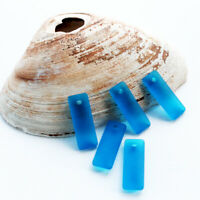 12 PCS DRILLED ONE HOLE ABALONE SHELL BEADS CHARM #T-398