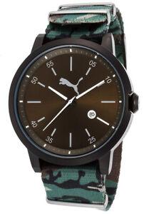 P69 - Puma Armbanduhr LIBERATED BLACK  PU104231004  #3