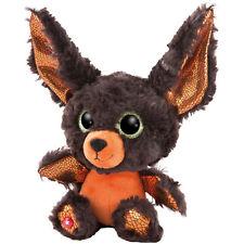 NICI Halloween Glubschis Schlenker Fledermaus Wakiki, Kuscheltier, braun