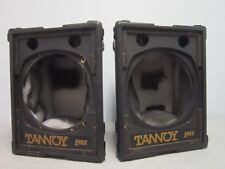"""(Pair) Tannoy Lynx 12"""" Dual Concentric Speaker Cabinets, Cabinets Only, Gen 1"""