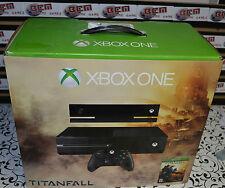 Microsoft XBOX ONE Titanfall Bundle Console MICROSOFT 500GB System w/kinect NEW