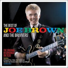 Joe Brown And The Bruvvers - The Best Of [Greatest Hits] 2CD NEW/SEALED