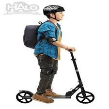 Adults Extra Large Wheels Kick Scooter Kids Boys Girls Foldable Adjustable Big