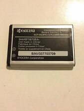 Kyocera OEM Battery SCP-55LBPS 760mAh 3.7V for Kyocera Jax S1360 with Micro Car Charger