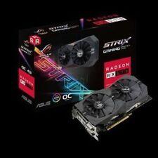 ASUS Rog STRIX Radeon RX 570 O4g Gaming OC Edition Gddr5 DP HDMI