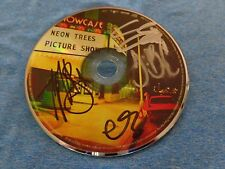 Neon Trees Group Signed Autographed CD