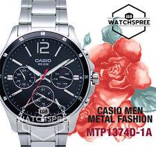 Casio Classic Series Men's Analog Watch MTP1374D-1A