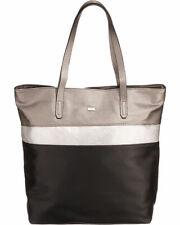6d66846fb3d53 ARA💚 Damen Tasche💚 schwarz Silber Bag Shopper NEU