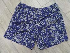 mens 1997 vintage PATAGONIA shorts BAGGIES pataloha SMALL floral