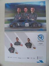 CARD SPA - FRANCORCHAMPS 24 HOURS 2018 : R MOTORSPORT ASTON MARTIN #62 / MARTIN
