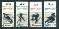 BRD Mi.-Nr. 680-683 Oberrand - zentrisch gestempelt Neuss - Vollstempel