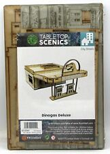 TTCombat DCS045 Dinogas Deluxe (City Streets) Dino Gas Filling Station Terrain