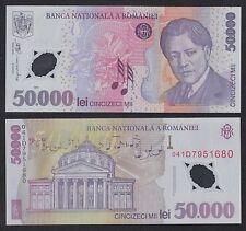 Rumania - Romania  50000 Leu  2004  Pick 113a  SC = UNC